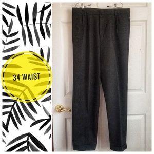 DOCKERS dress pants size 34/32